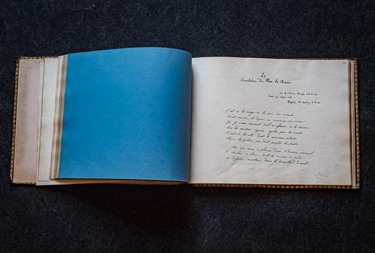 Odnaleziony Wiersz Juliusza Słowackiego W Bibliotece